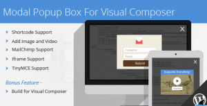 Download Modal Popup Box For Visual Composer