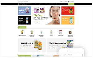 Download Pharmacy - Drug Store eCommerce Clean Shopify Theme