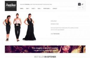 Download YITH Panthea Premium WooCommerce Themes
