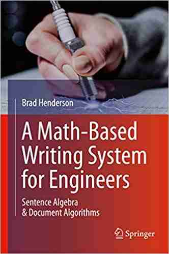 A Math-Based Writing System for Engineers