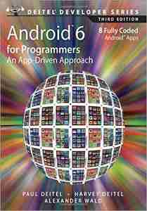 Android 6 for Programmers, 3rd Edition