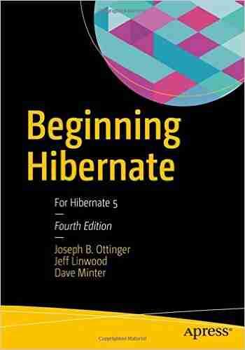 Beginning Hibernate, 4th Edition