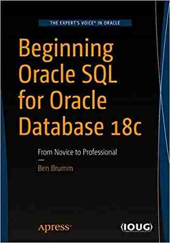 Beginning Oracle SQL for Oracle Database 18c