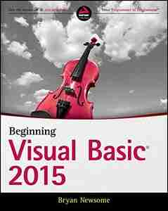 Beginning Visual Basic 2015