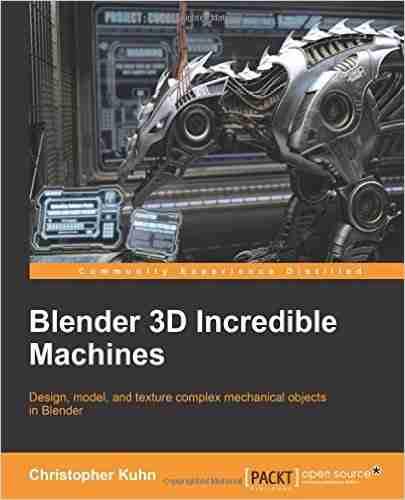 Blender 3D Incredible Machines