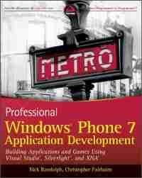 Professional Windows Phone 7 Application Development