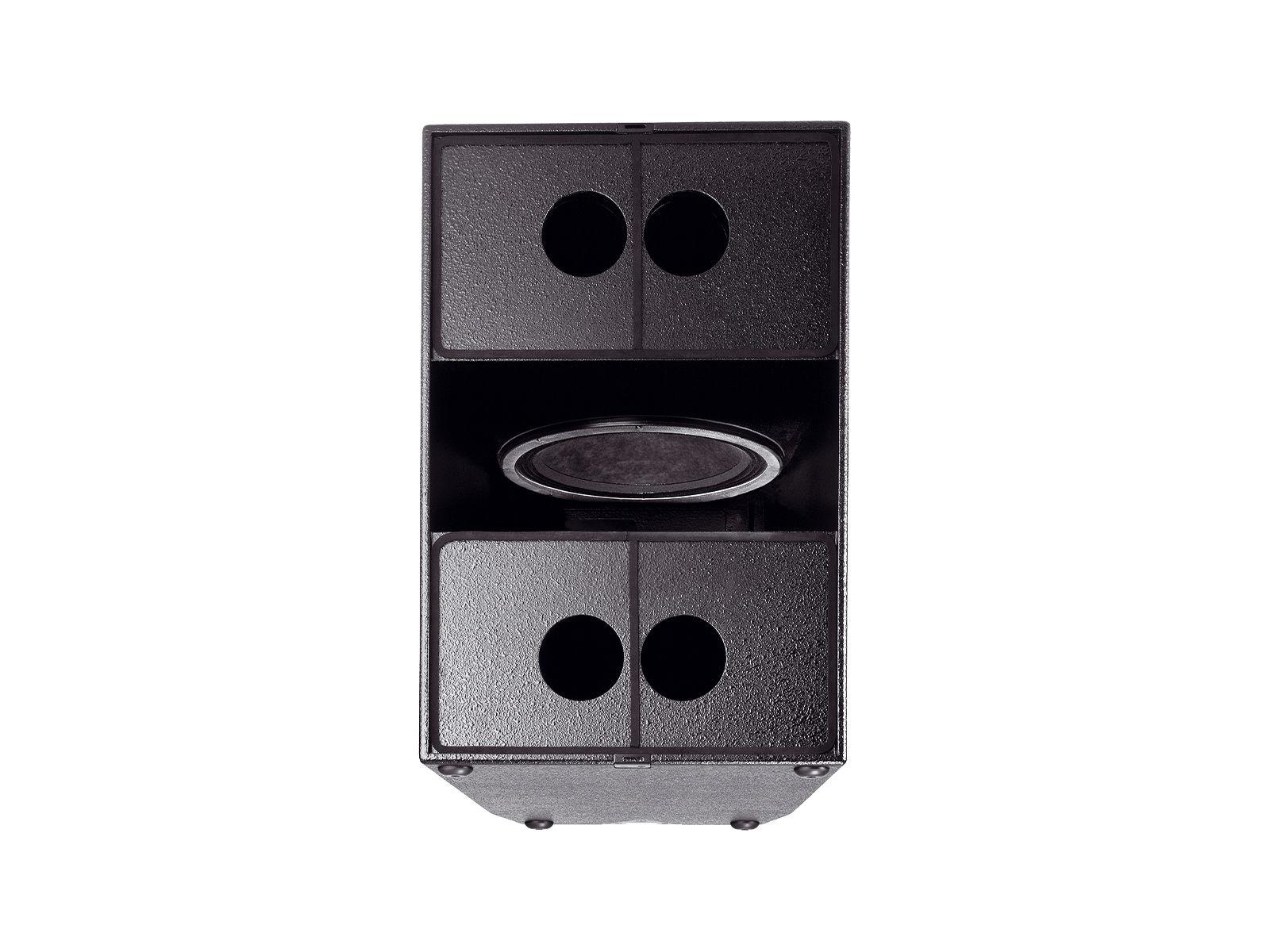 "Kling & Freitag ACCESS B5 Outdoor Mobile BK | ACCESS B5 Bass, 2x18"", Outdoor Mobile, 2xSpeakOn NLT4MP, schwarz"