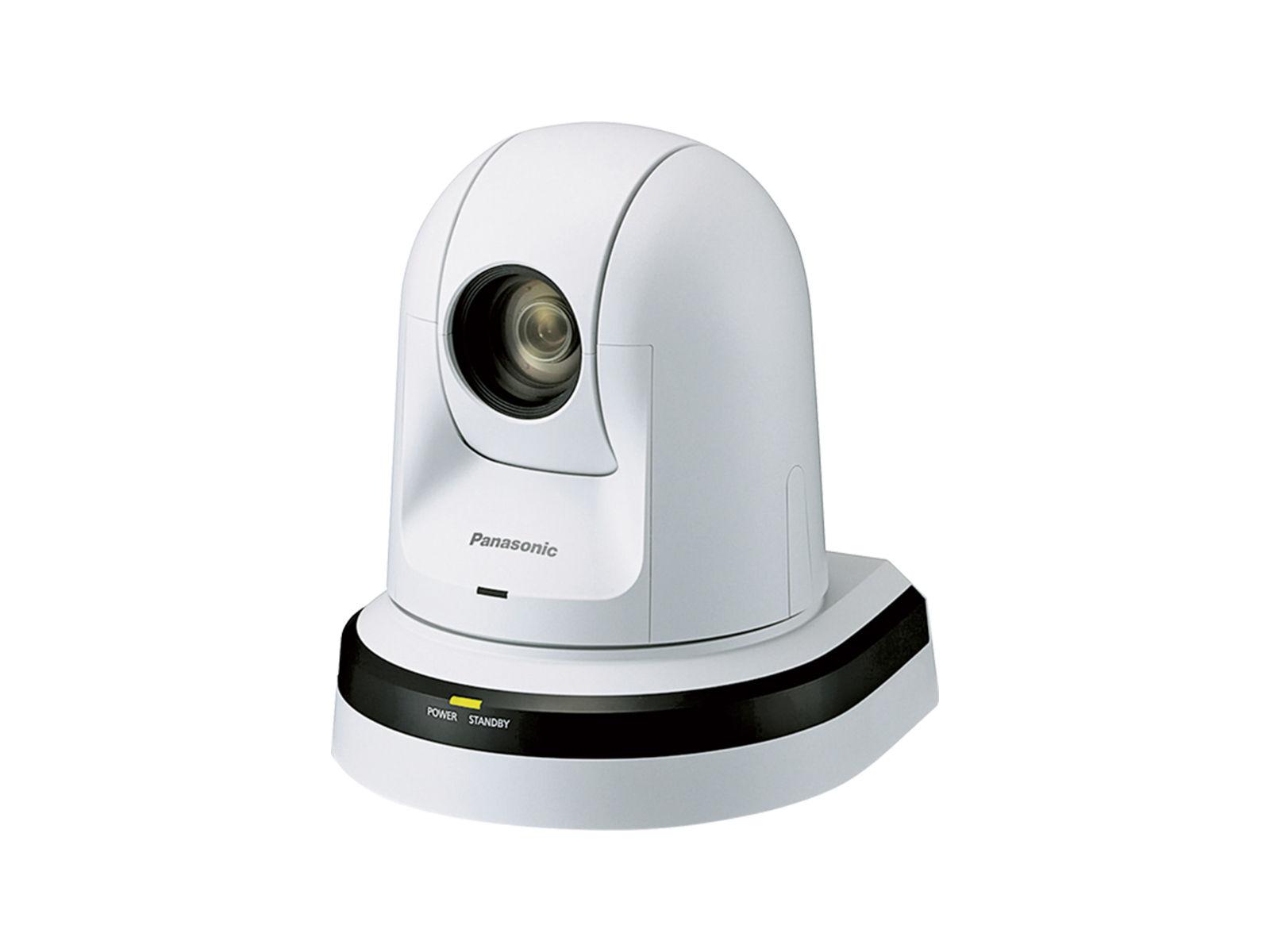 Panasonic AW-HN38HWEJ | HD-Kamera, PTZ, HDMI, NDI / HX support, 1/2,3-Typ-MOS, 22fach optischer Zoom, weiss
