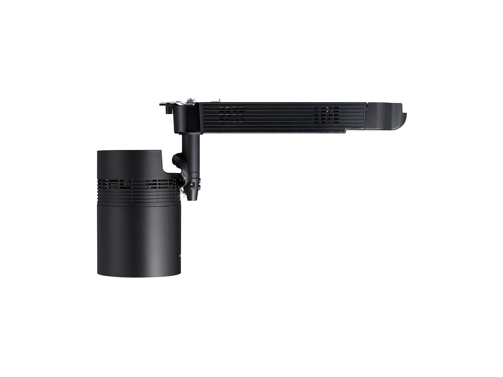 Panasonic PT-JW130GB | 1 Chip DLP Projektor, WXGA 1280x800, 1000 Lm, Objektiv 1,5-3,3, 3:1, anthrazit