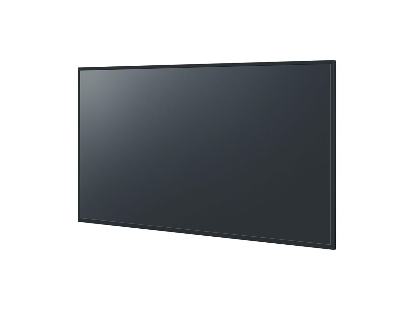 "Panasonic TH-50EQ1 | 126 cm 50"" UHD LCD-Display, LED, 350 cd/m²,, LAN, USB Mediaplayer, Lautsprecher, schwarz"