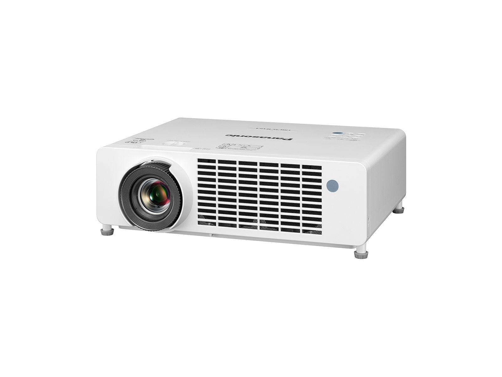 Panasonic PT-LRW35 | 1-Chip DLP mit RGB-LED-Lichtquelle; WXGA (1.280 x 800); 3.500 ANSI-L; Kontrast 30.000:1; Geräuschar