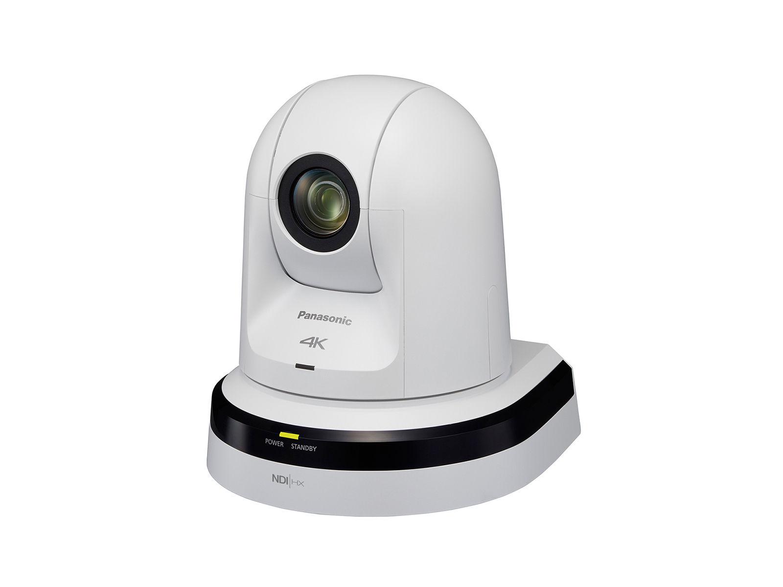 Panasonic AW-UN70WEJ | 4K Remote-Kamera, NDI / HX Support, 1/2,3-Typ MOS, 20fach optischer Zoom, weiss