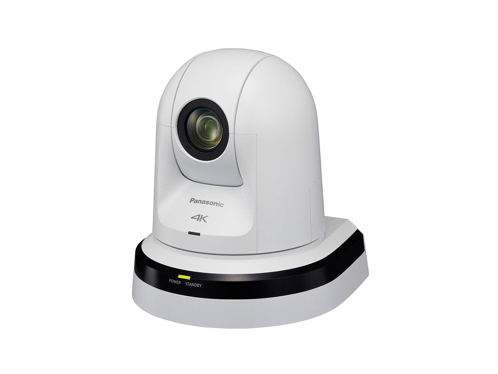 Panasonic AW-UE70WEJ | 4K-Remote-Kamera, weiss, HDMI, USB, LAN, IP, 20-fach Zoom