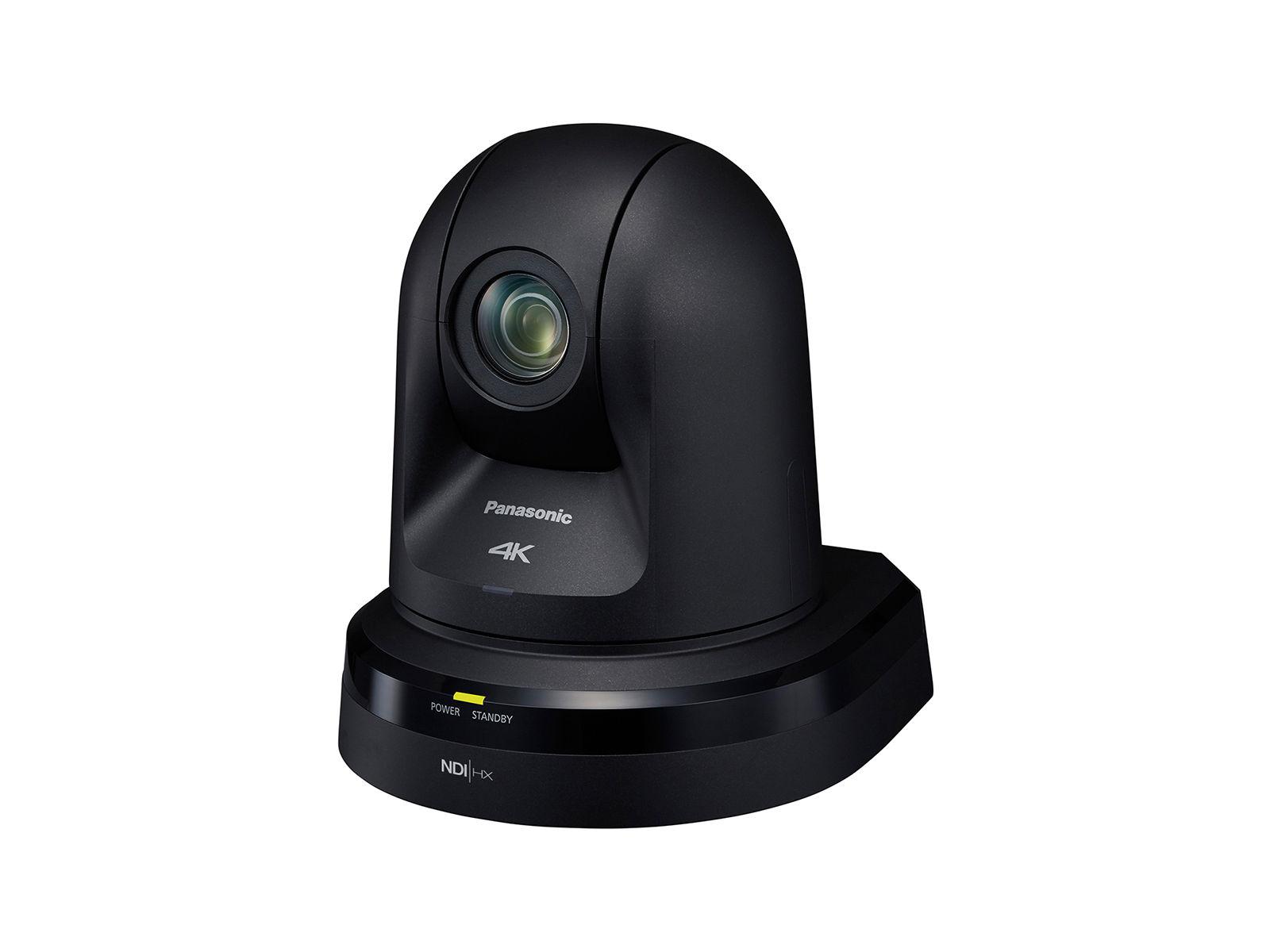 Panasonic AW-UN70KEJ | 4K Remote-Kamera, NDI / HX Support, 1/2,3-Typ MOS, 20fach optischer Zoom, schwarz