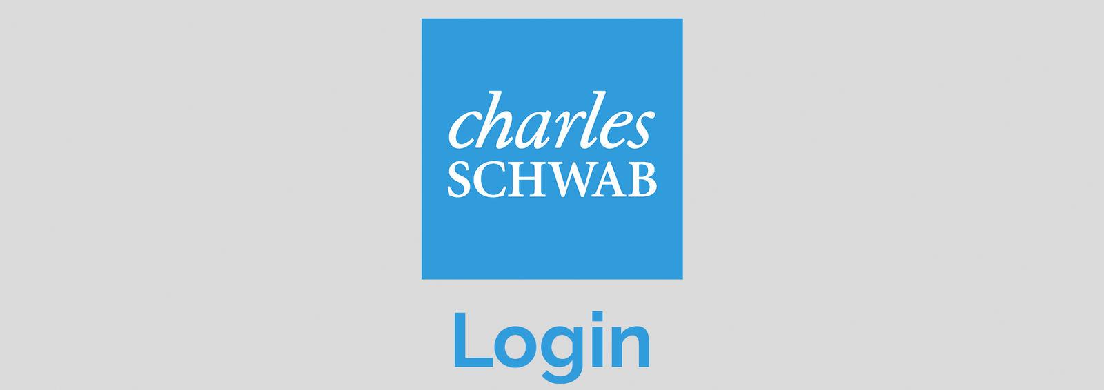 Charles Schwab Login Link