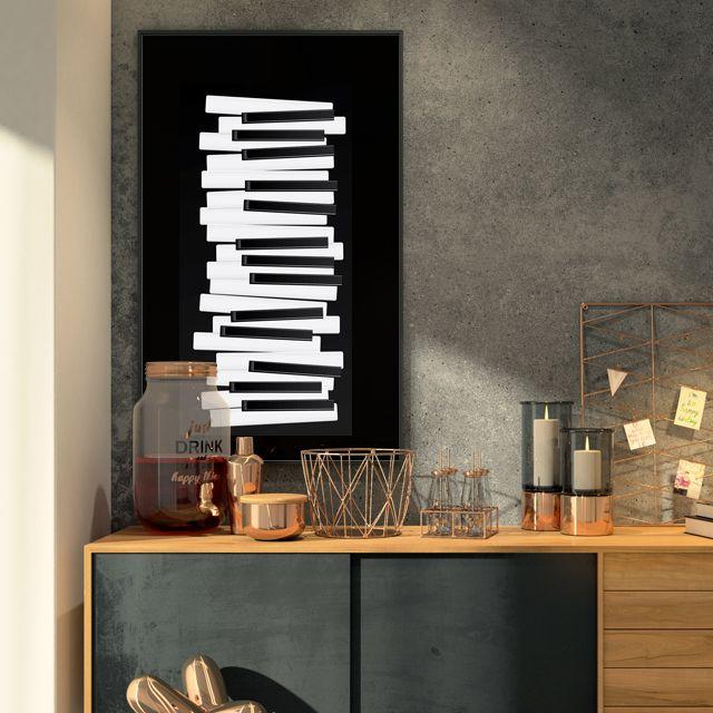 Cuadro Piano Jazz decorativo