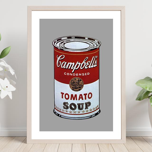 Sopa de tomate Campbells