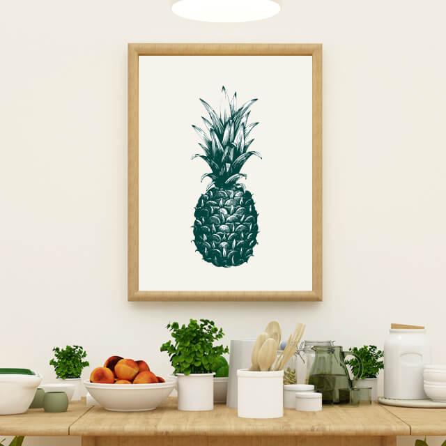 Ananá verde