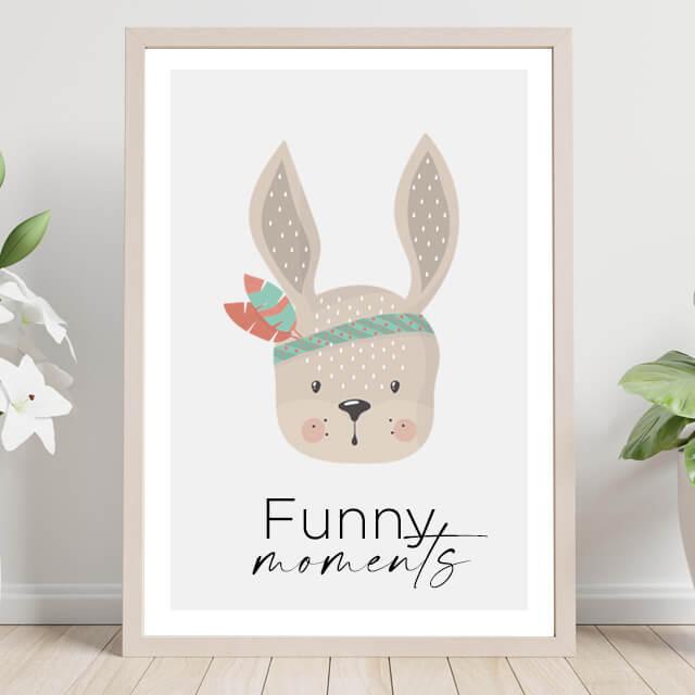 Rabbits Funny Moments