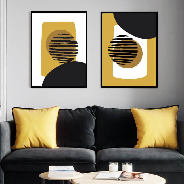 Dos Círculos Gold