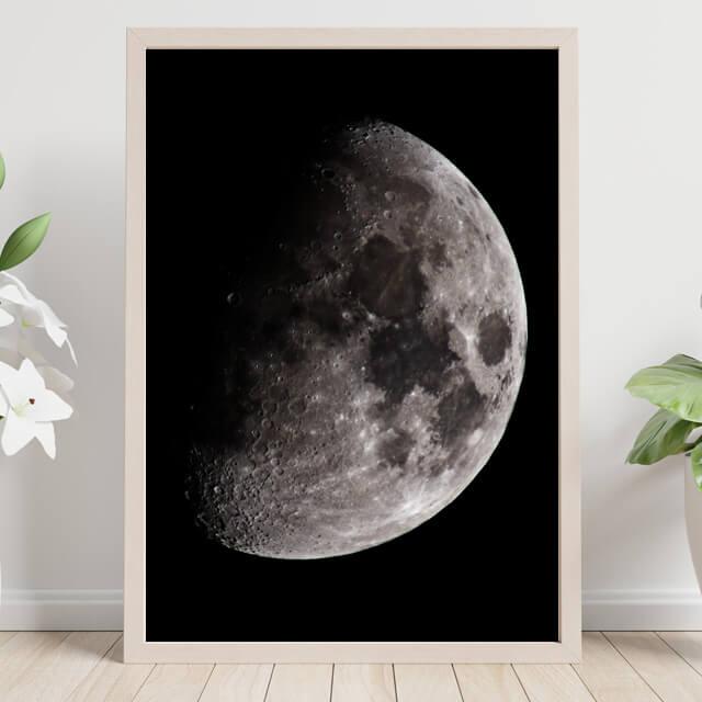 Luna Cuarto Menguante