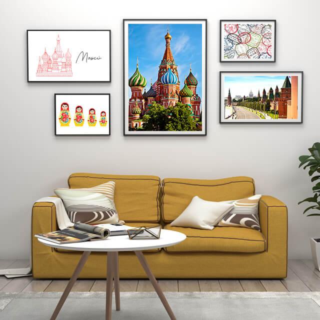 Moscú travel mamushka