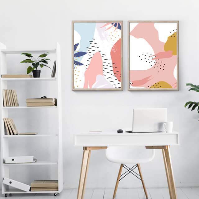 True Color Abstract