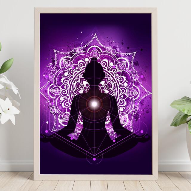 Namaste Elefante & Mandala