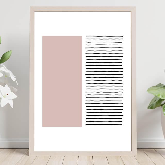 lineas abstractas modernas