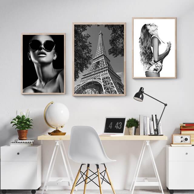 Modelos en París
