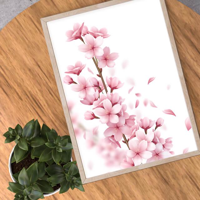 Flores de Cerezo de Japón