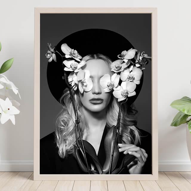 In moda white