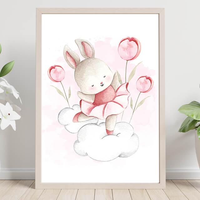 Ms. Rabbit Cute