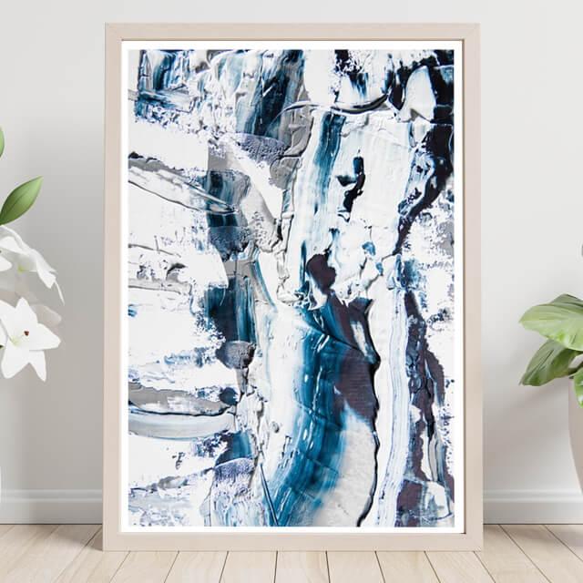 Antártida azul