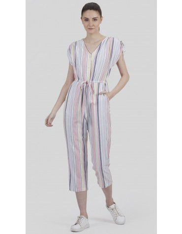 SbuyS - Stripe Jumpsuit