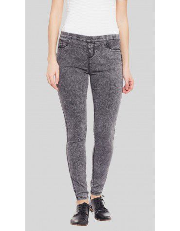 SbuyS  - Washed Grey Jegging