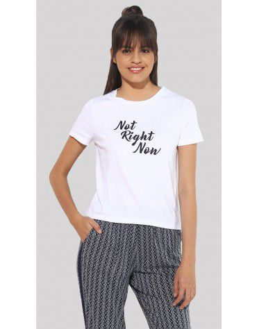 SbuyS - Slogan Printed T-Shirt
