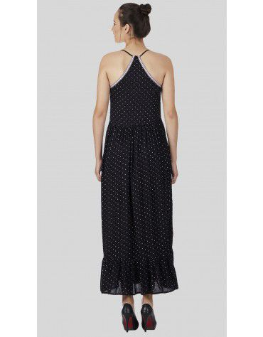 SbuyS  - Halter maxi Dress
