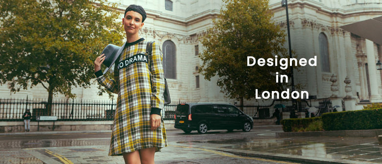 SbuyS Young Women's Designed In London
