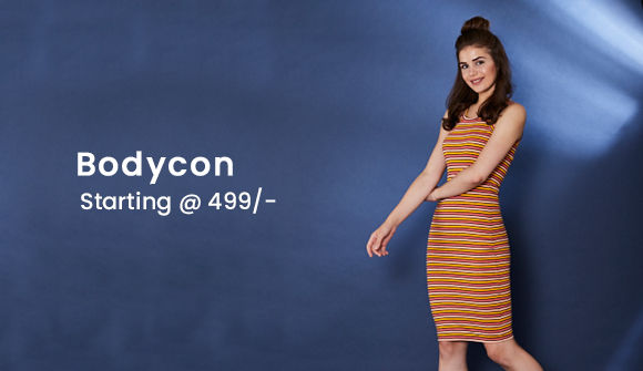 SbuyS Young Women's Bodycon Dresses