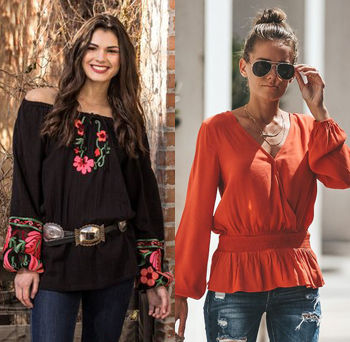 Trendy Tops To Flaunt