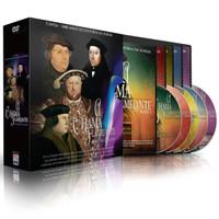 Box A Chama Flamejante (5 DVDs)