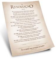 Certificado A Resolução (Unidade)