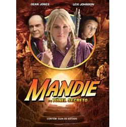 DVD Mandie e o Túnel Secreto (Parte 1) - Filme