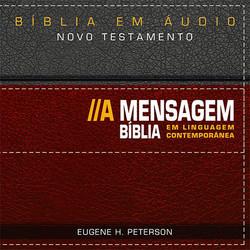 CD A Mensagem - Novo Testamento (MP3)