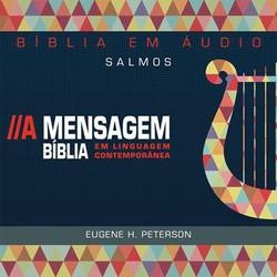 CD A Mensagem - Salmos - Bíblia