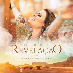 CD Deserto de Revelação - Diante do Trono