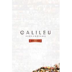 CD/DVD Galileu - Edição Deluxe - Fernandinho