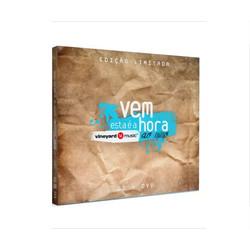 CD/DVD Vem, esta é a Hora - AO VIVO - Vineyard
