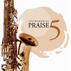 CD Volume 5 - Instrumental Praise